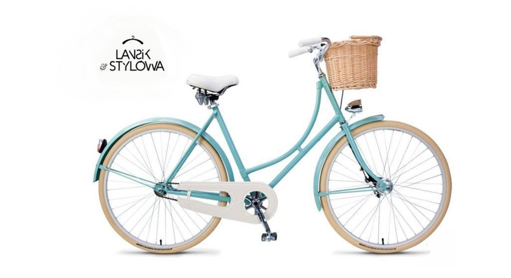 Rower Lansik I Stylowa br