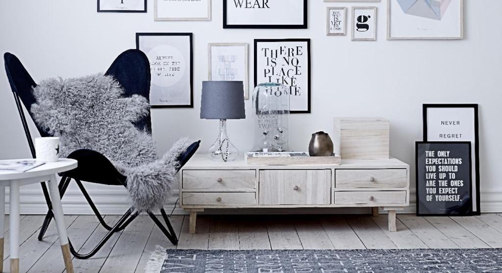 Skandynawski styl lansik i stylowa